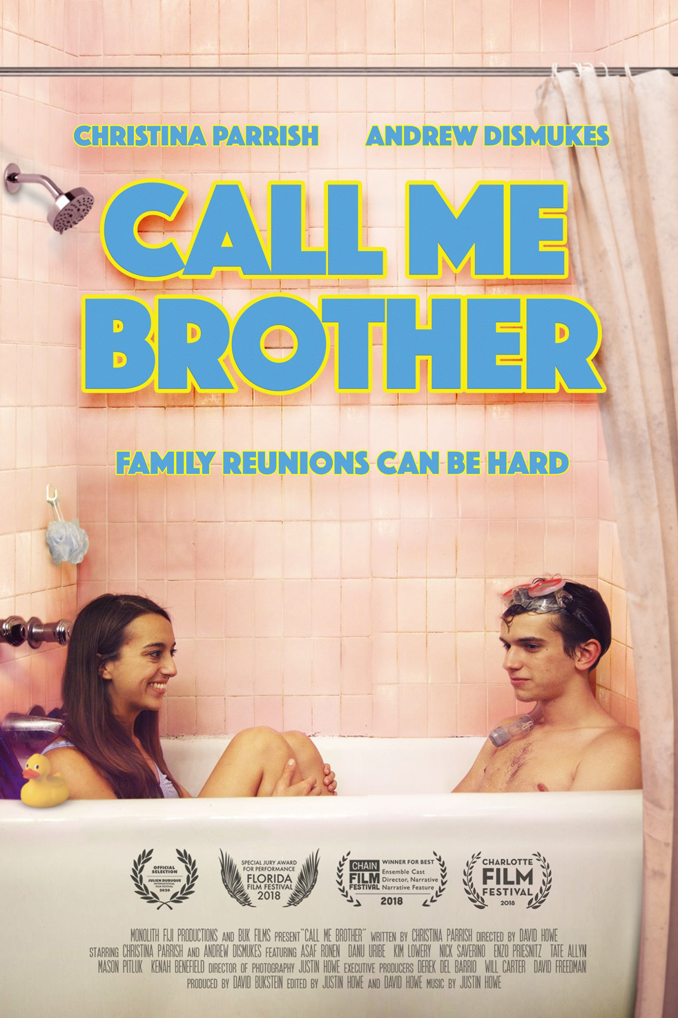 Call Me Brother Poster