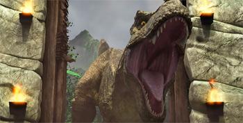 Jurassic World: Camp Cretaceous Full Trailer