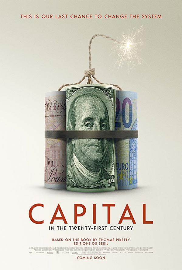 Capital in the 21st Century Poster