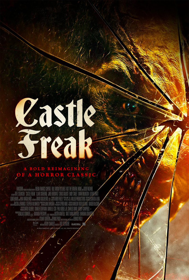 Castle Freak Poster