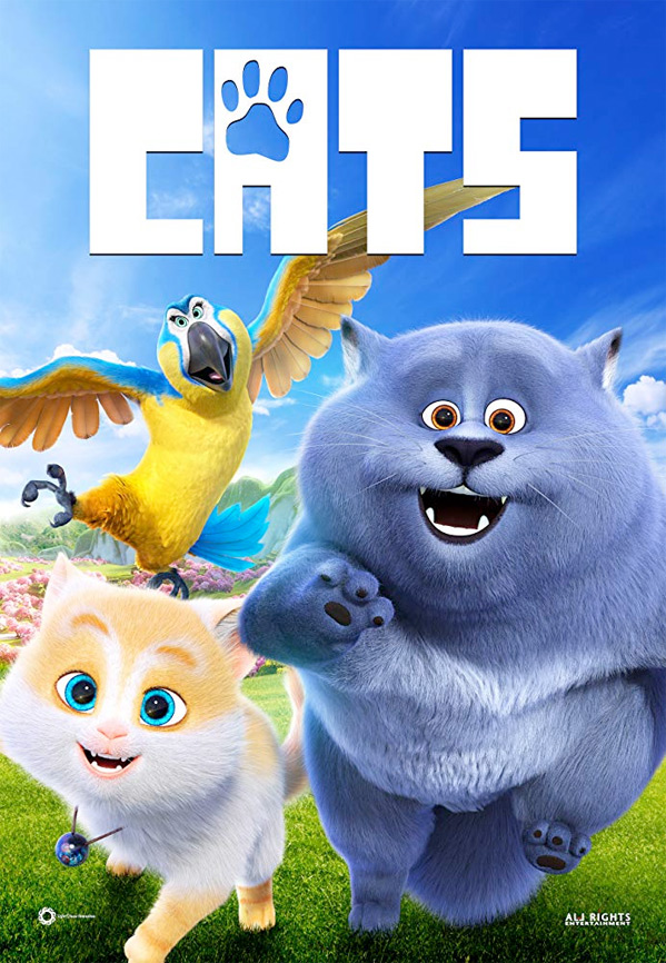 New Trailer For The Other Adorable Animated Cats Movie From China Firstshowing Net