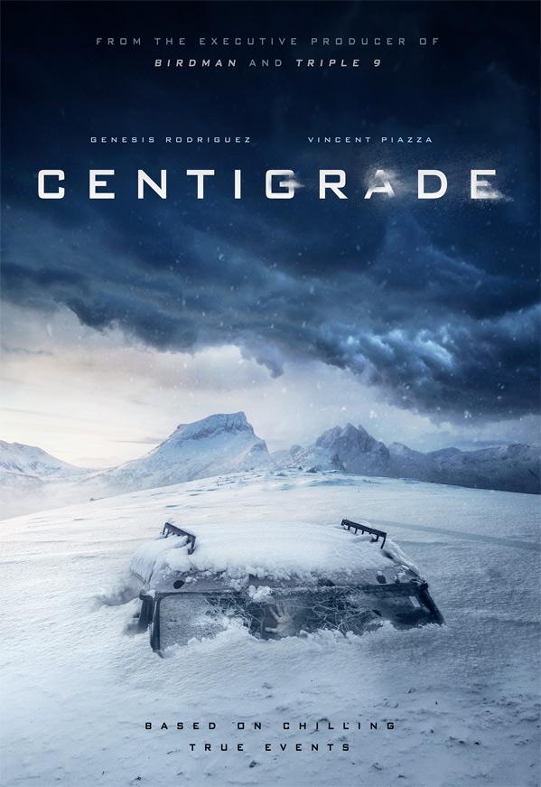 Centigrade Poster