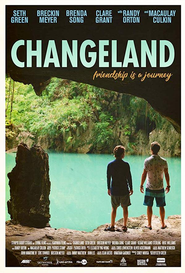 Changeland Poster