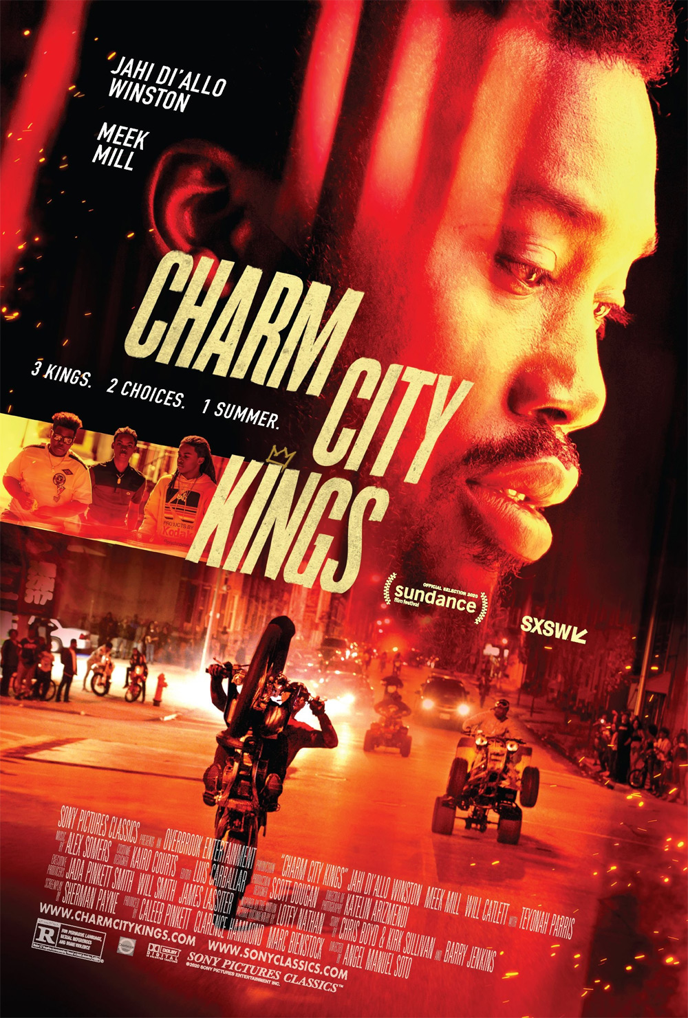 Charm City Kings Film