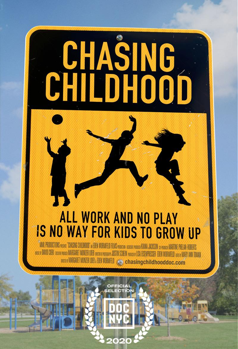 Chasing Childhood Poster