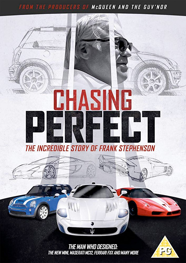 Chasing Perfect Doc Poster