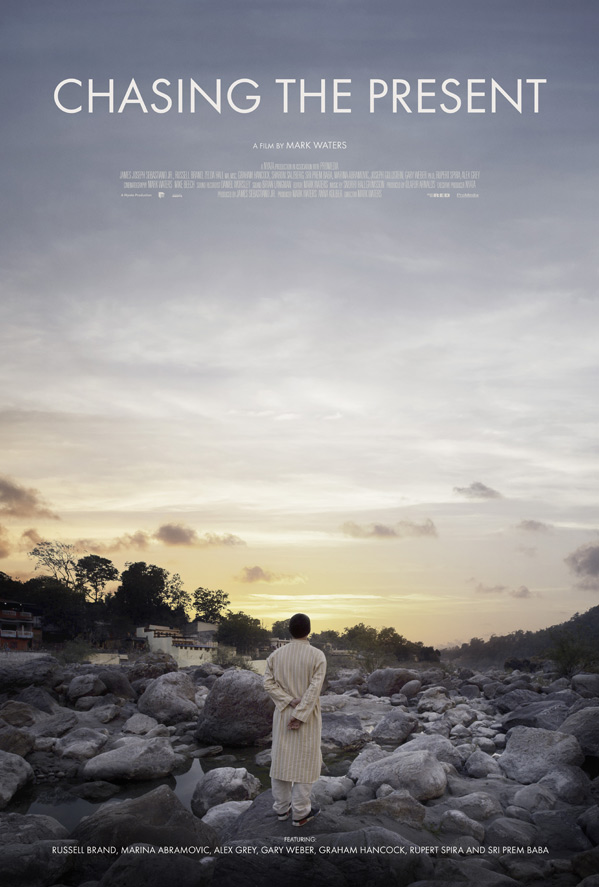 Chasing the Present Poster