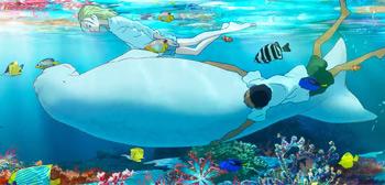 Children of the Sea Trailer