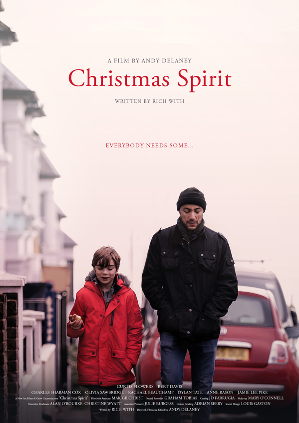Christmas Spirit Short Poster