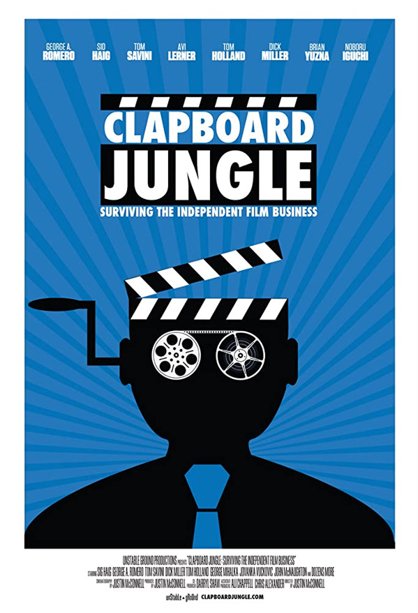Clapboard Jungle Poster