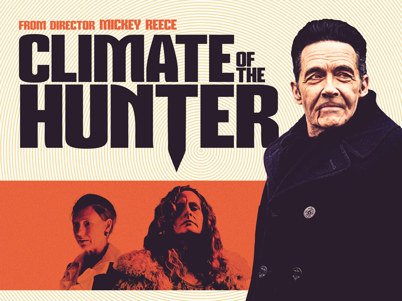 Climate of the Hunter Poster