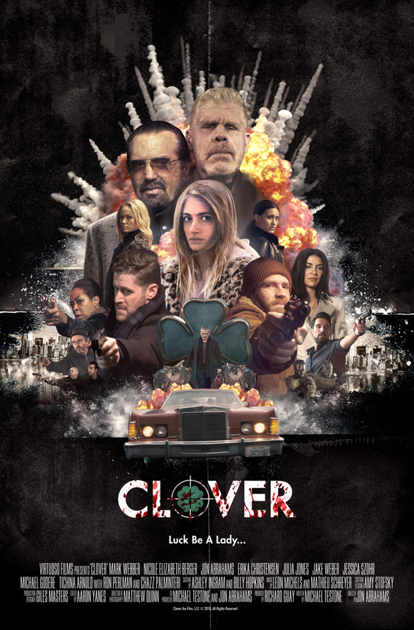 Clover Poster