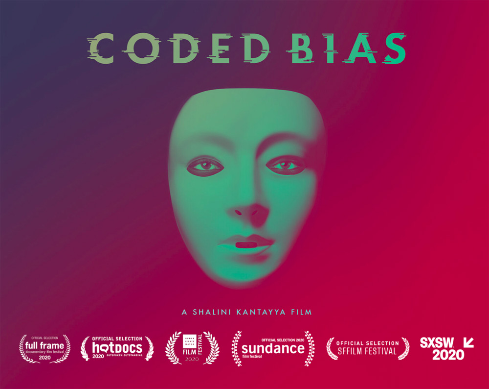 Coded Bias Poster