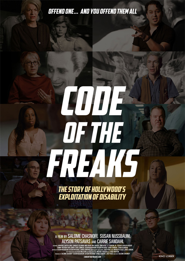 Code of the Freaks Poster