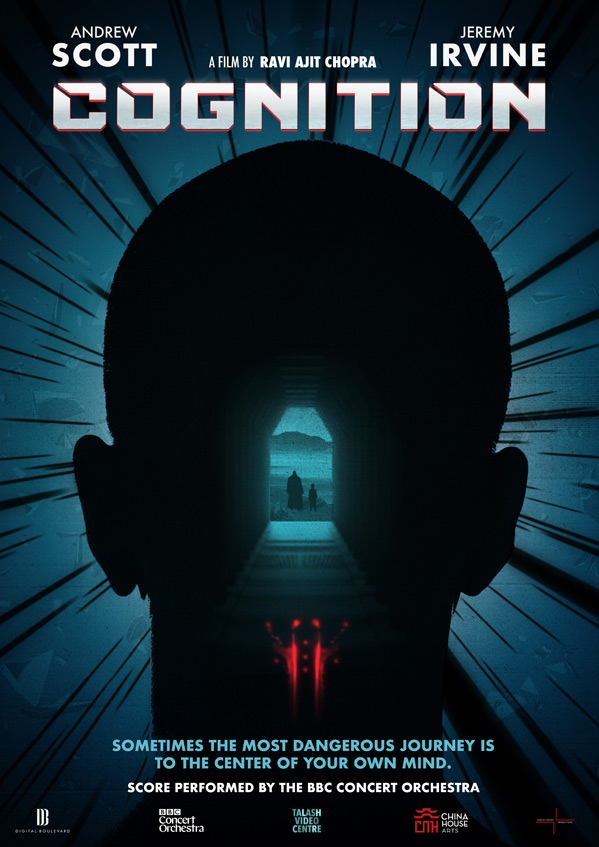 Cognition Sci-Fi Poster