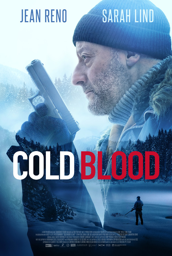 Cold Blood Legacy Poster