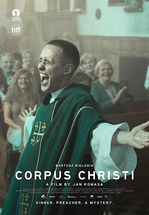 Corpus Christi Poster