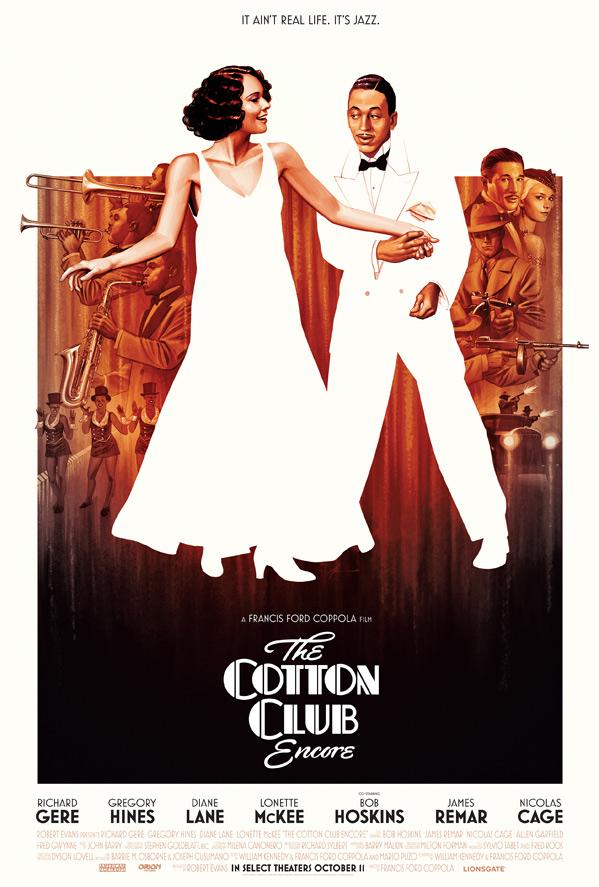 The Cotton Club Encore Poster