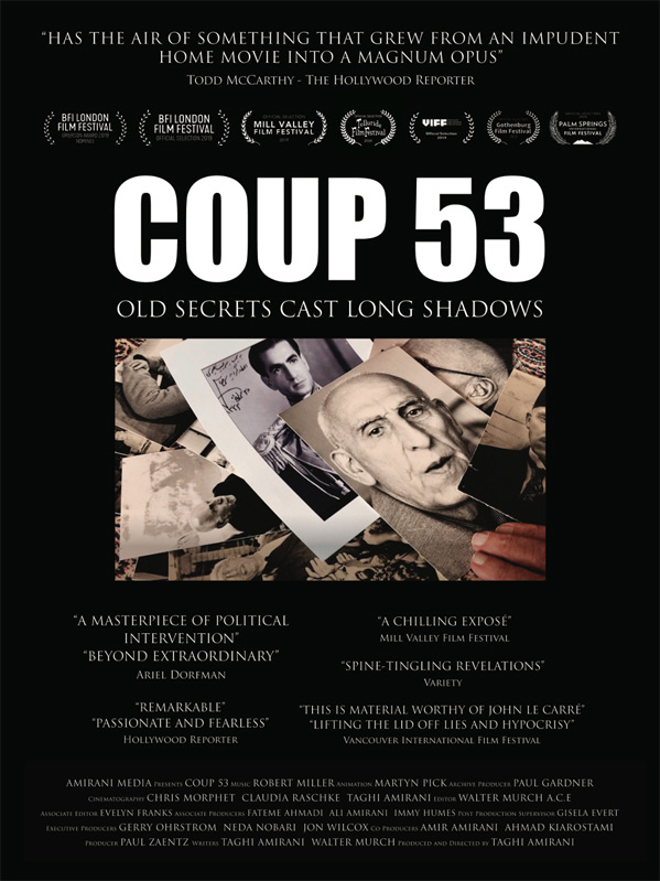 Coup 53 Poster