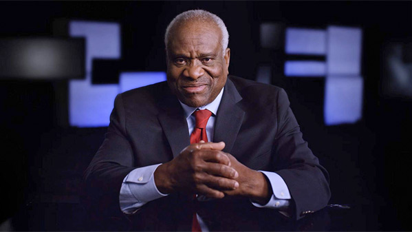 Created Equal: Clarence Thomas in His Own Words Poster