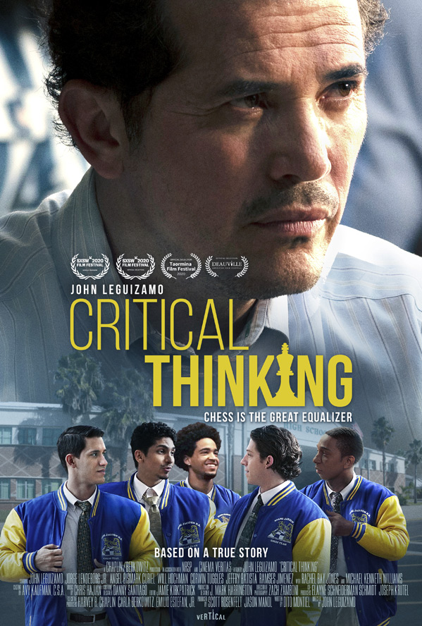 Critical Thinking Poster