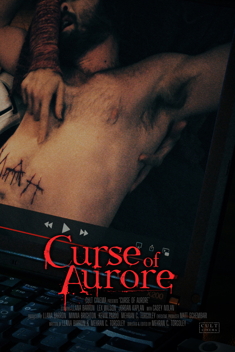 Curse of Aurore Poster