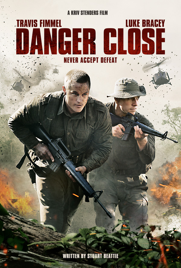 Danger Close US Poster