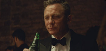 Daniel Craig Heineken