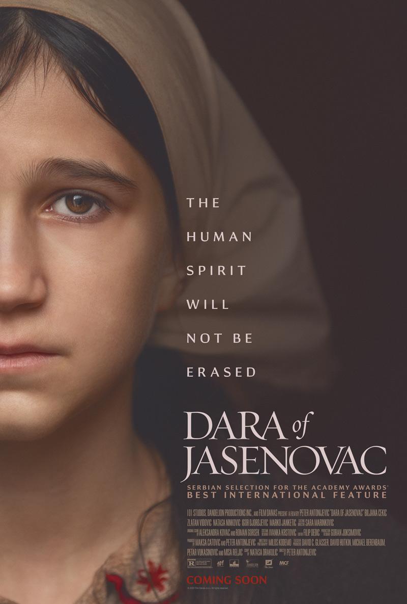 Dara in Jasenovac Poster