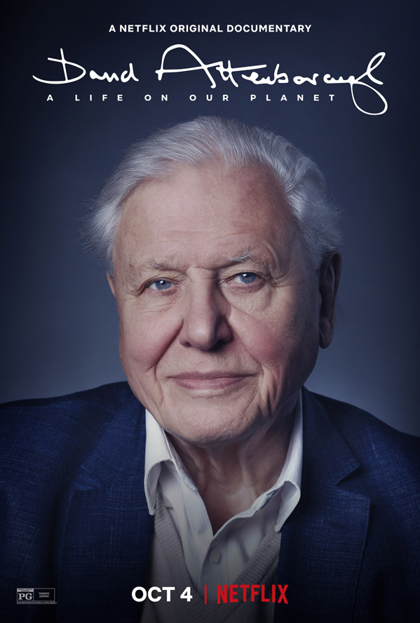 David Attenborough: A Life on Our Planet Poster
