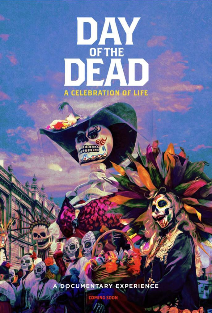 Day of the Dead Documentary Poster