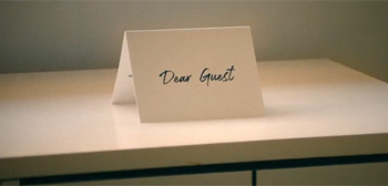 Dear Guest Trailer