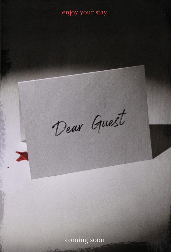 Dear Guest Poster