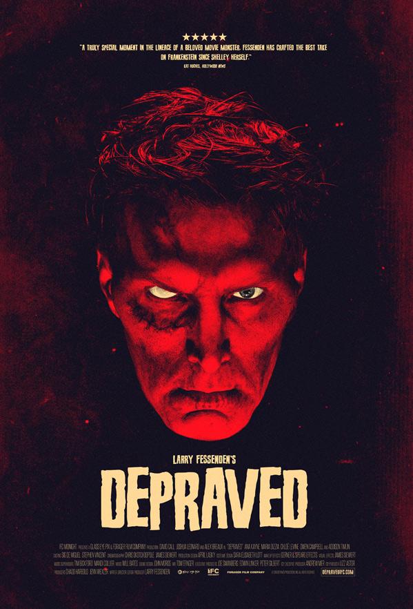 Depraved Poster New