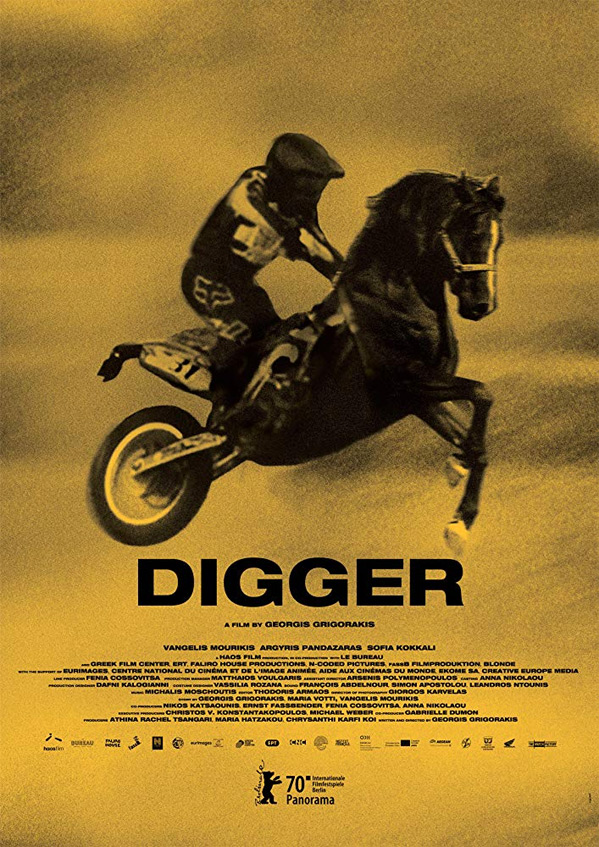 Digger Poster