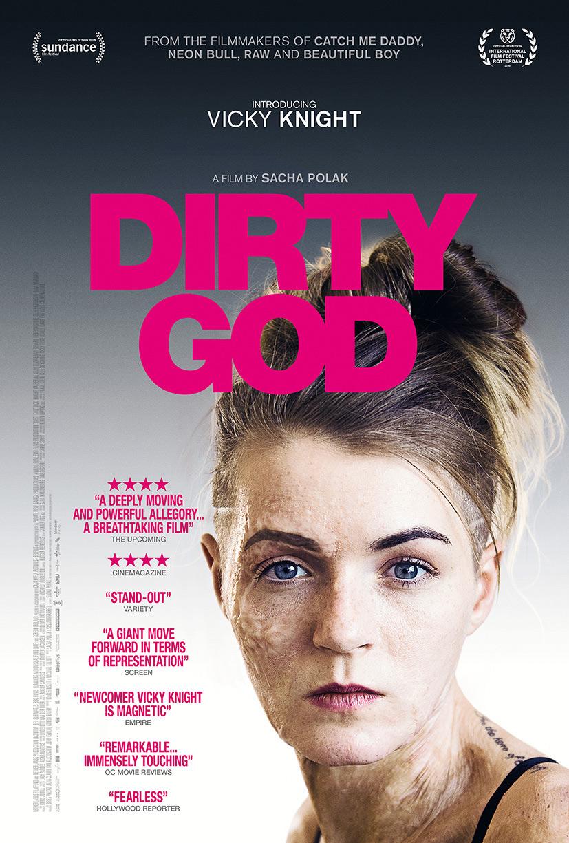 Dirty God Poster