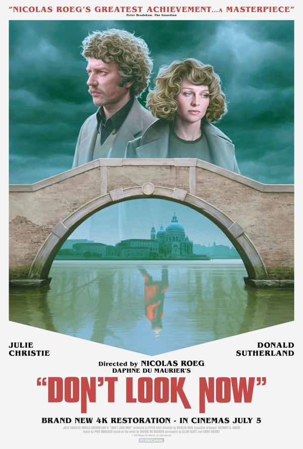 Don't Look Now 4K Poster
