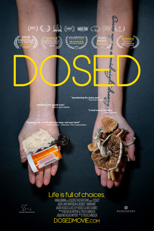 Dosed Doc Poster