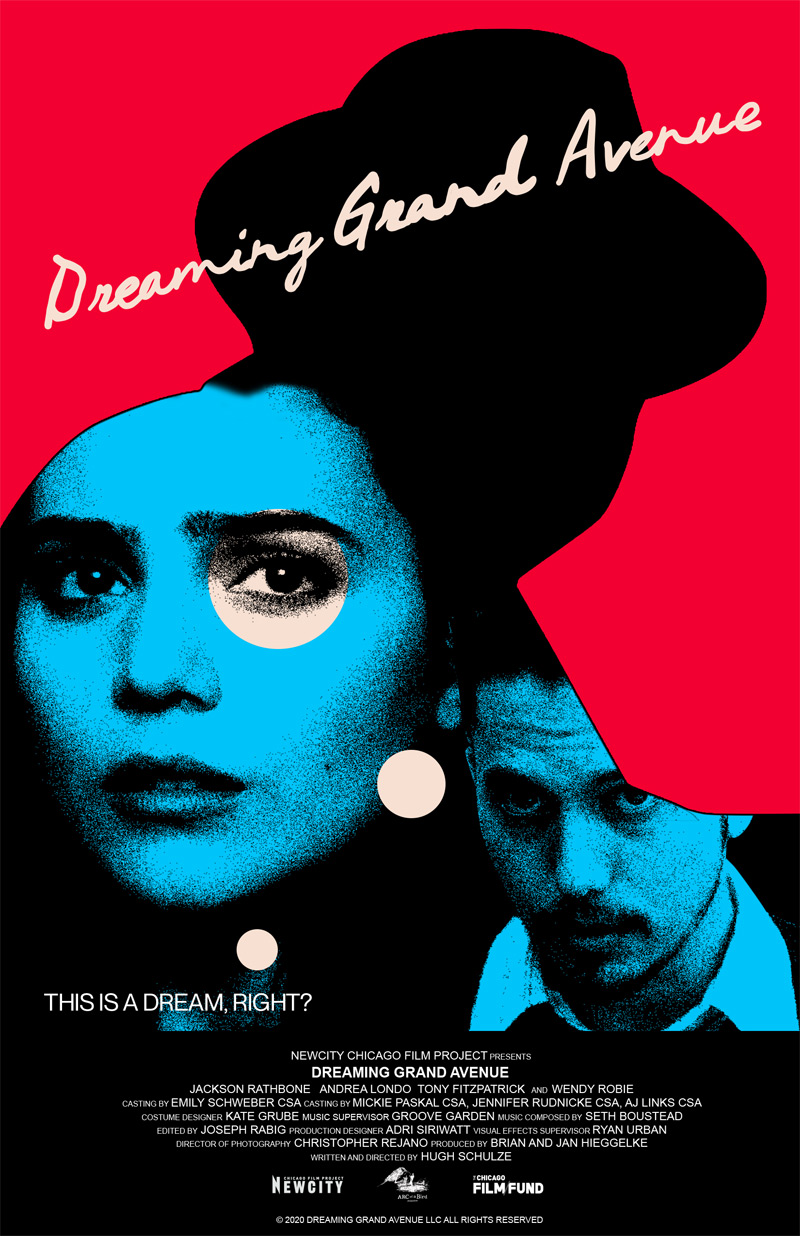 Dreaming Grand Avenue Poster
