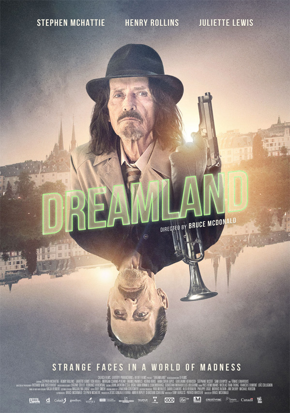 Dreamland Poster