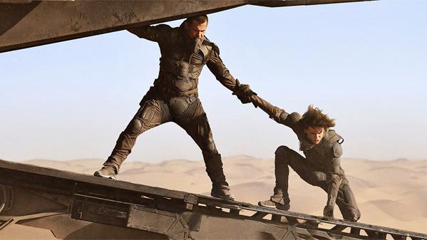 Dune Movie Trailer