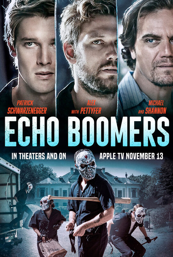 Echo Boomers Poster