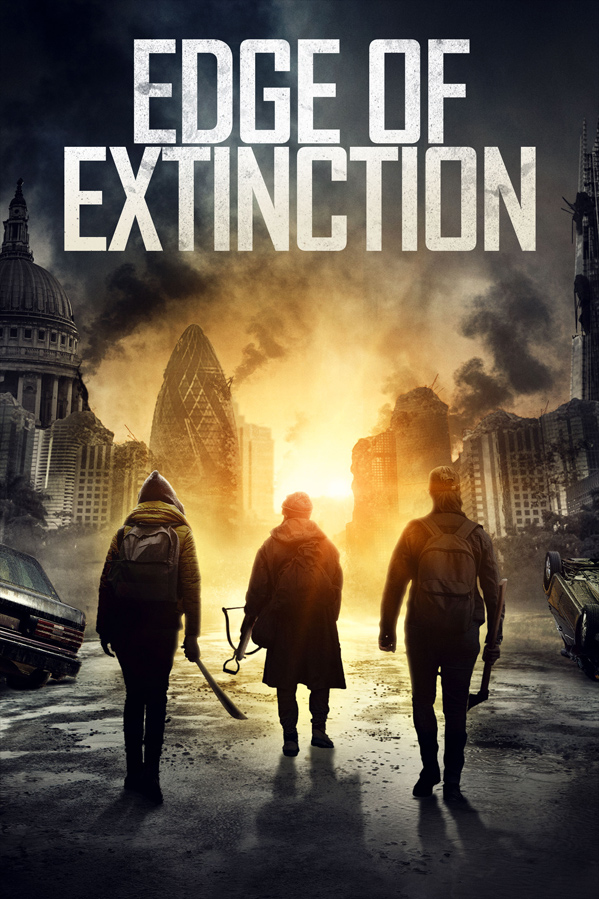 Edge of Extinction Poster