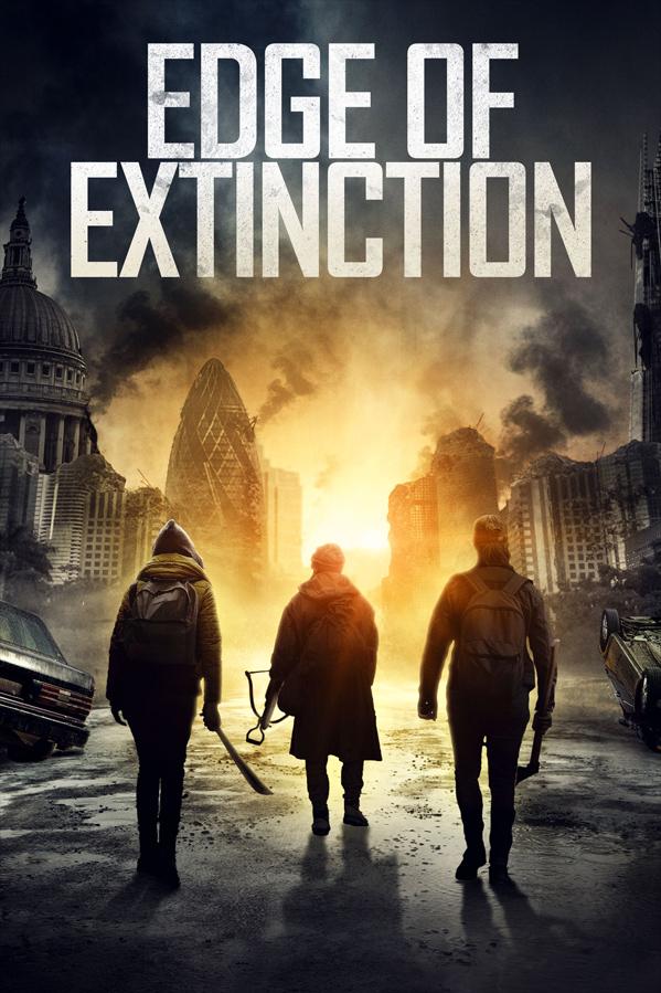 Edge of Extinction Poster