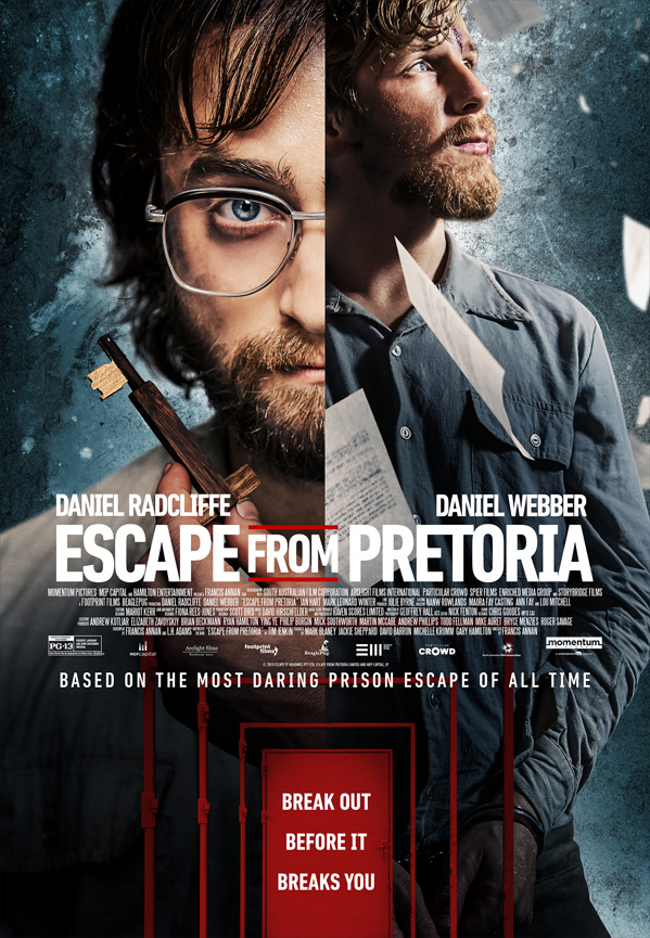 Escape from Pretoria Poster