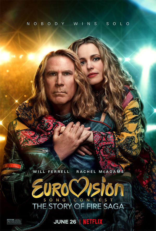 Eurovision Song Contest Poster