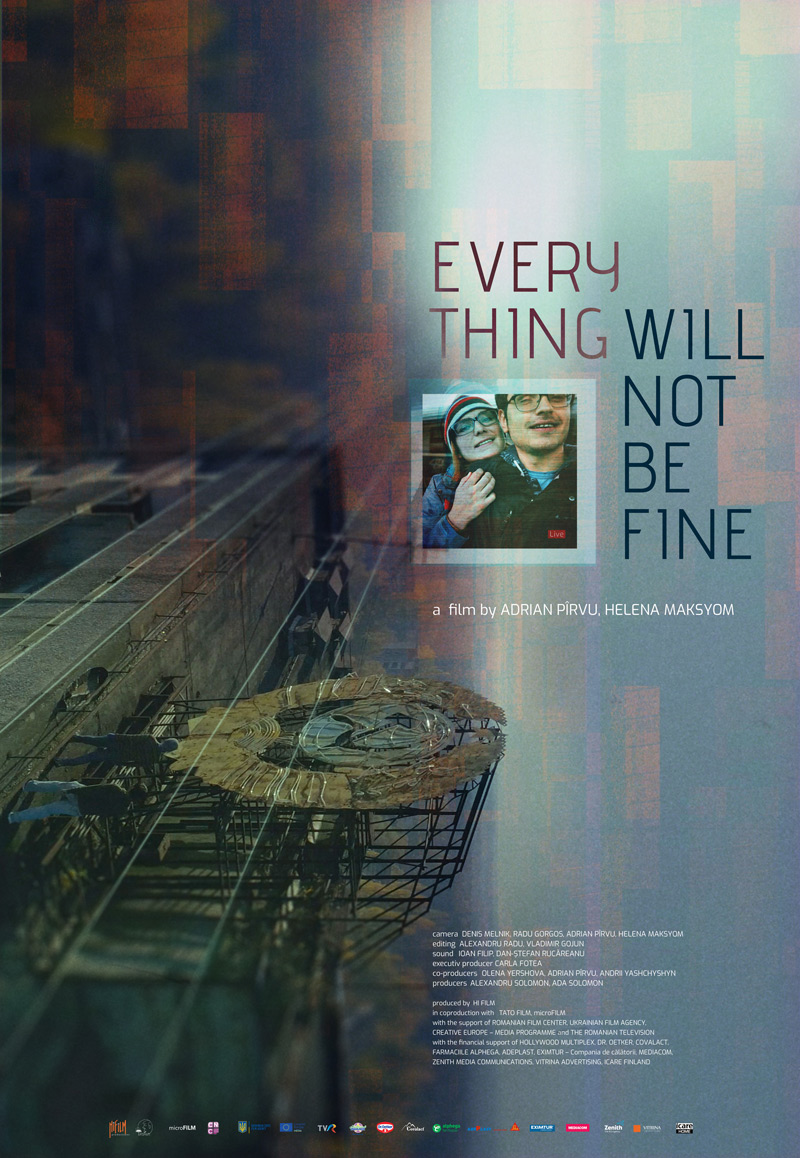 Everything Will Not Be Fine Poster