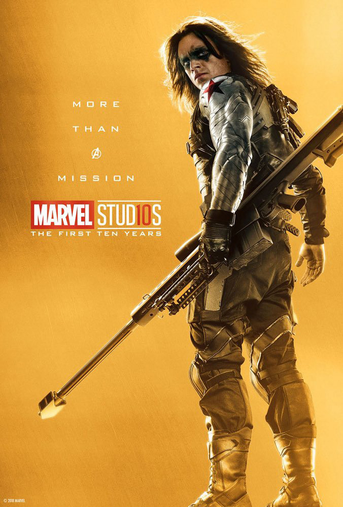 The Falcon and The Winter Soldier Poster