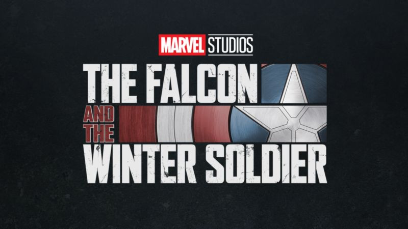 The Falcon & The Winter Soldier Poster