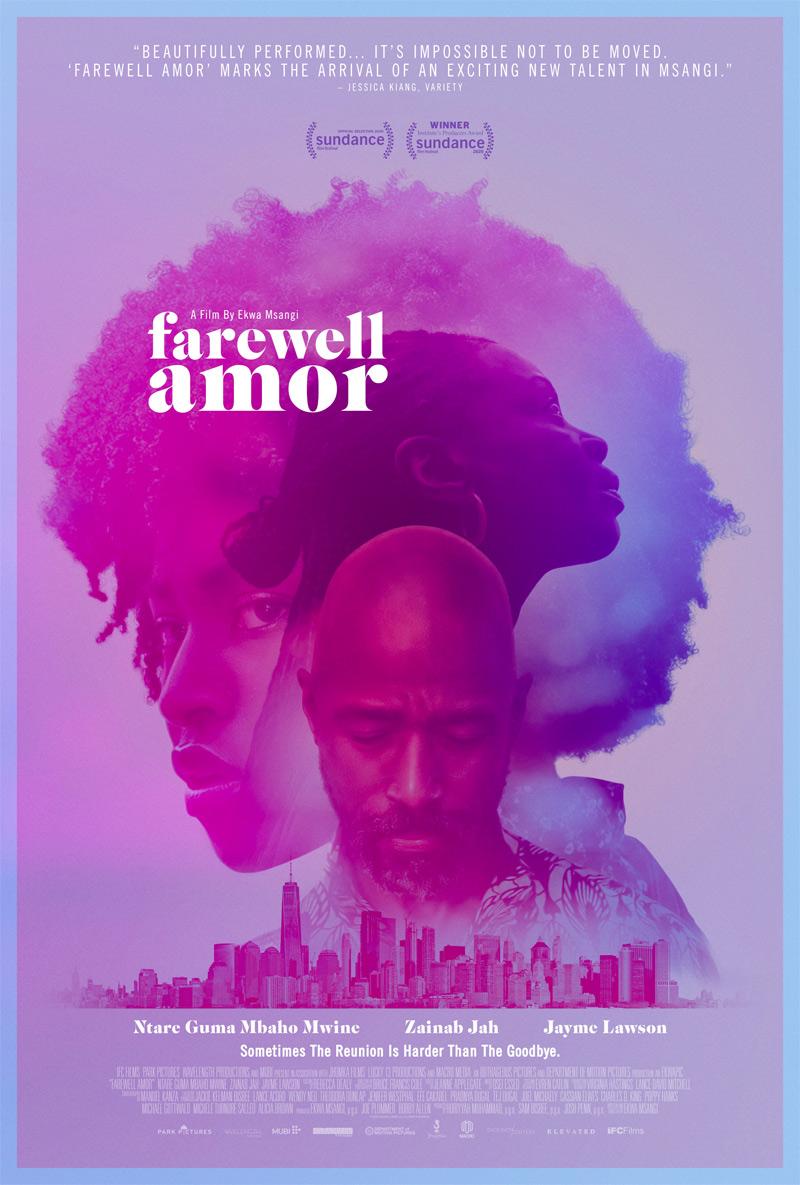 Farewell Amor Poster